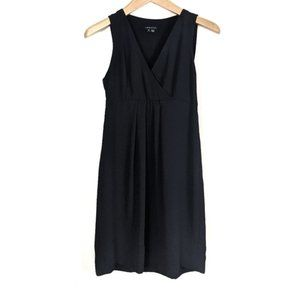 Theory Gipson Sleeveless Empire Waist Dress